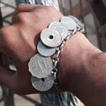 Coin Charm Bracelet DIY Gallery Thumbnail