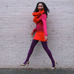 Pink and Orange Gallery Thumbnail 2