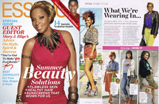 Essence Street Style Feature with Cover