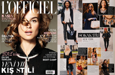 L'Officiel Turkey 2013