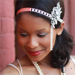 Great Gatsby Headband Gallery Thumbnail