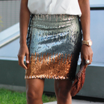 Sequin Skirt Gallery Thumbnail