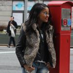 Faux Fur Vest Gallery Thumbnail