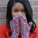 Sweater Mittens Gallery Thumbnail